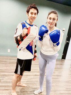 難波 キックボクシング